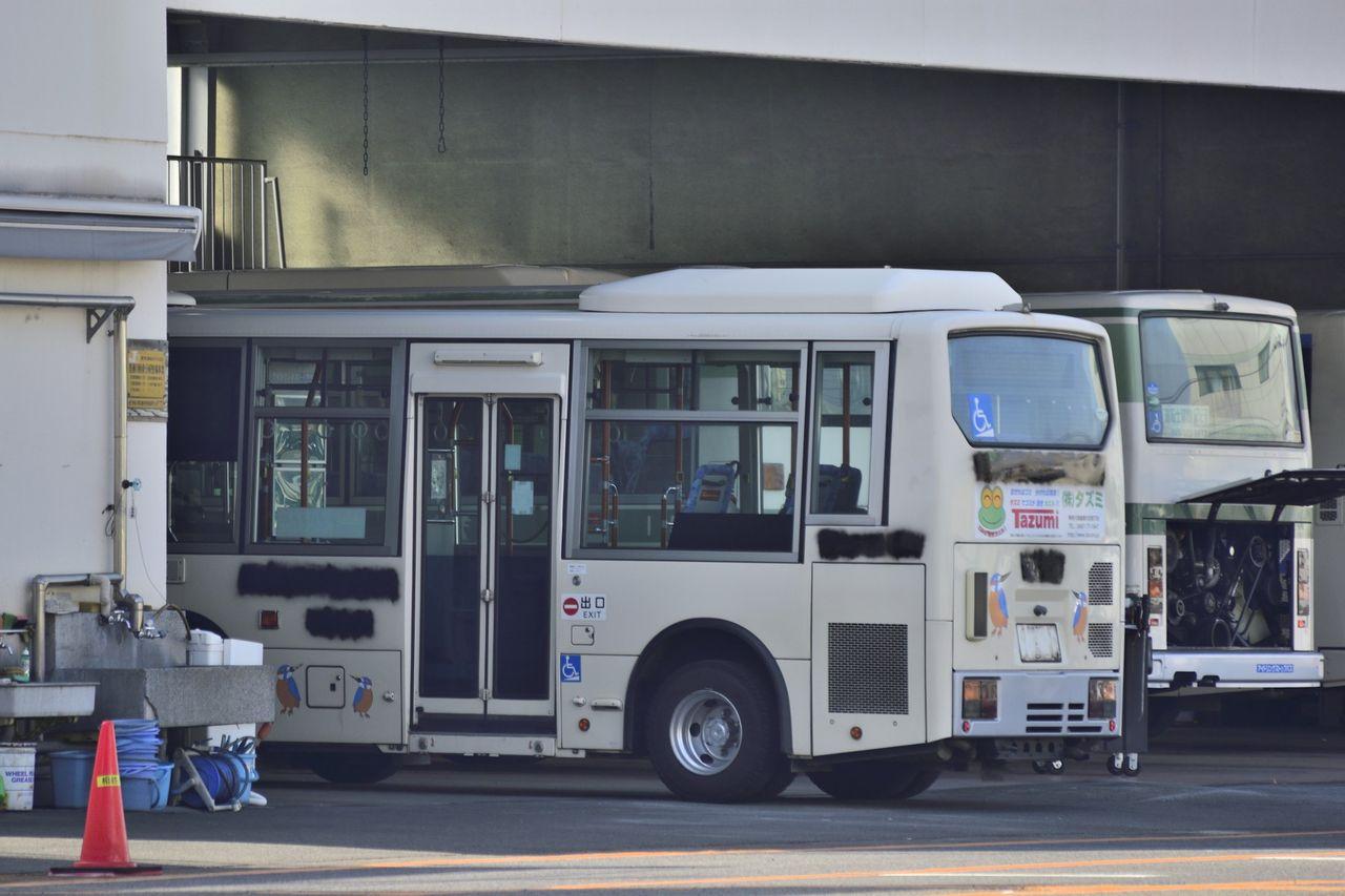 綾瀬市コミュニティバス置き換え : 相鉄バス情報室 ~ 1台のバスを ...