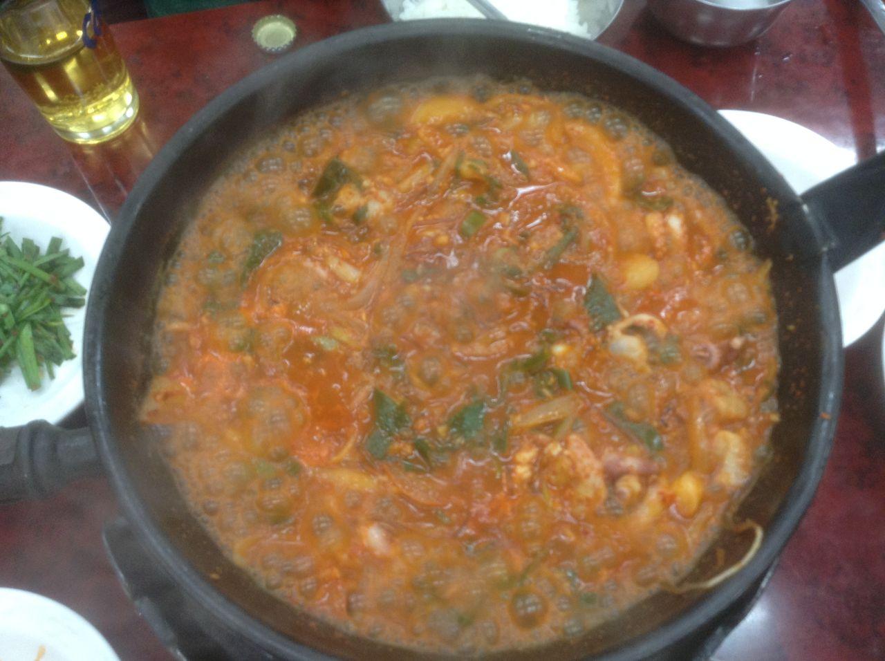 韓国飯(釜山) その1