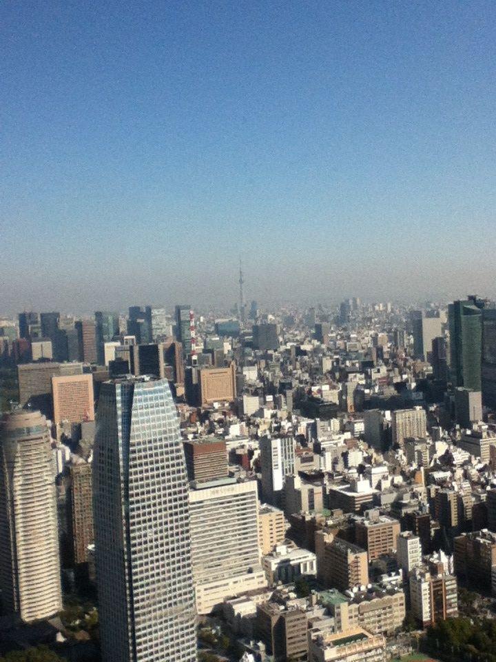 東京タワー 3丁目の夕日?
