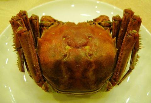 久しぶりの上海 その4 上海蟹特集