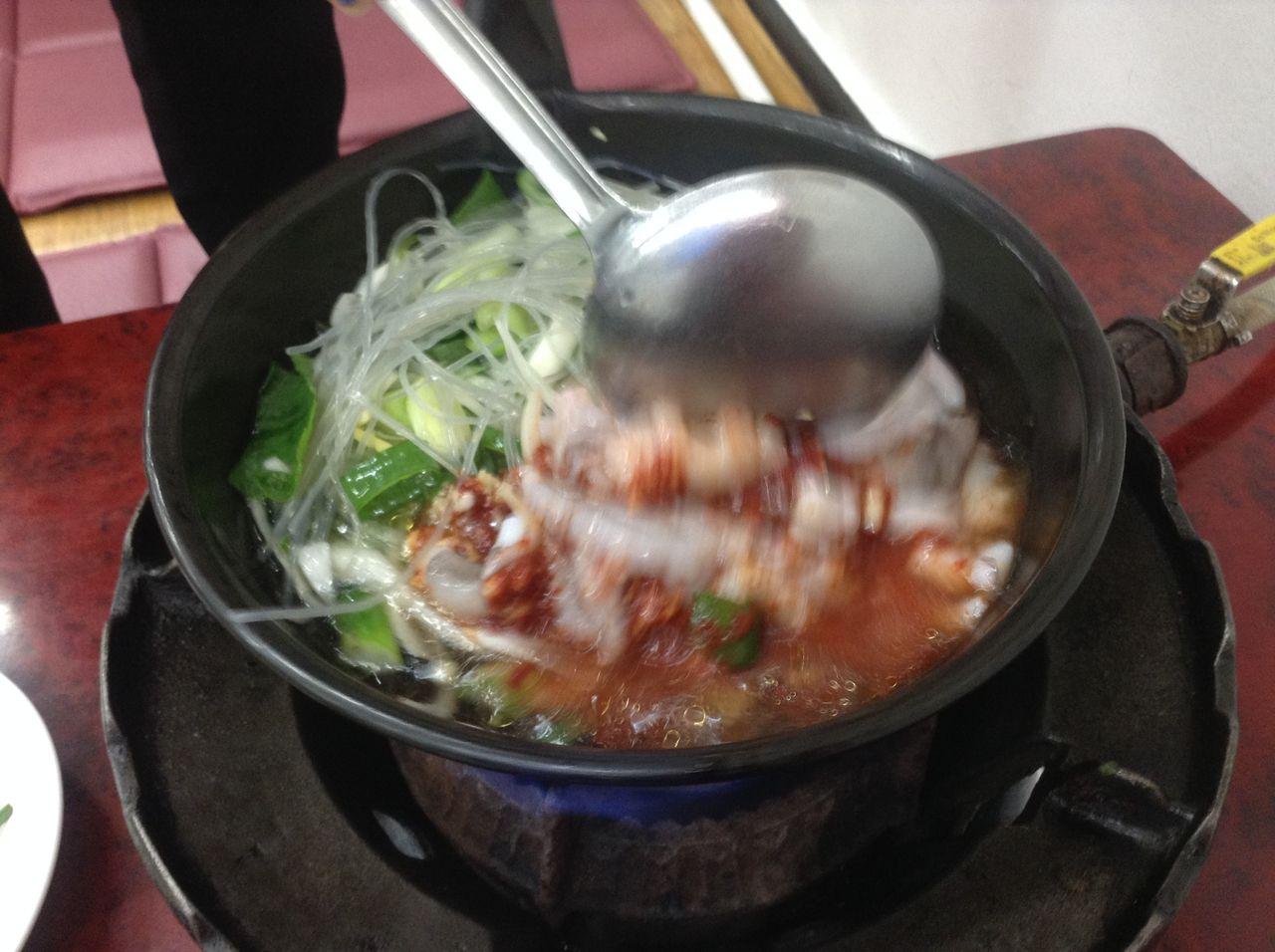 釜山 1人飯