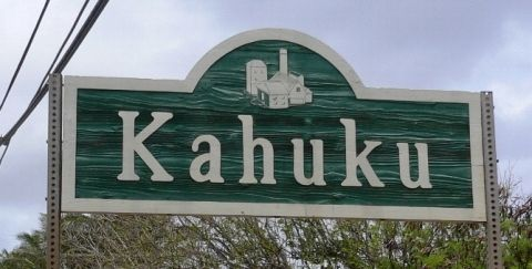 アロハ 2012 カフク地区