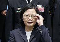 蔡英文総統