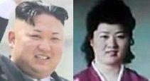 金正恩と母・高英姫(コ・ヨンヒ)
