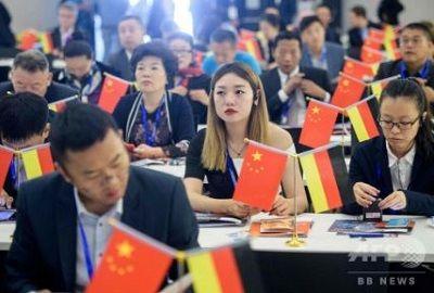 ドイツに暮らす中国人