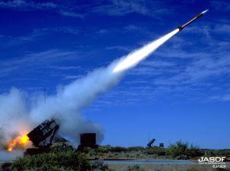 地対空誘導弾パトリオット(PAC3)