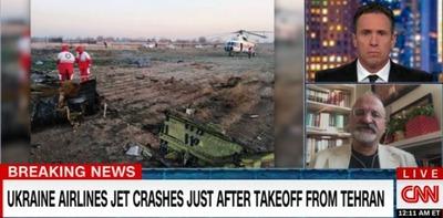 ボーイング737型機墜落 乗客乗員180人全員死亡