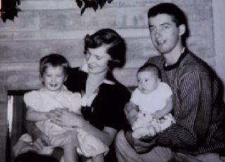 シェルビー夫妻と子ども