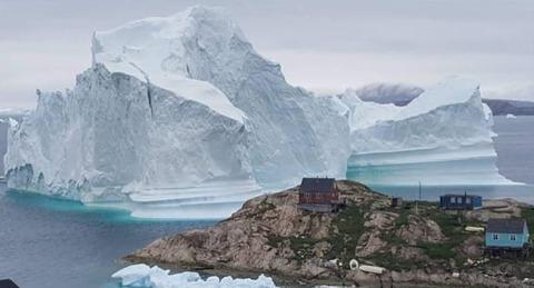 グリーンランド インナースート島