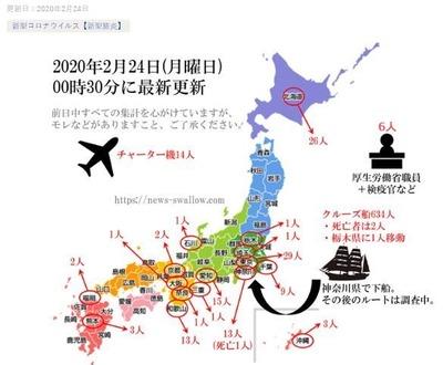 感染MAP