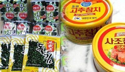 韓国産魚介・海苔 糞尿汚染