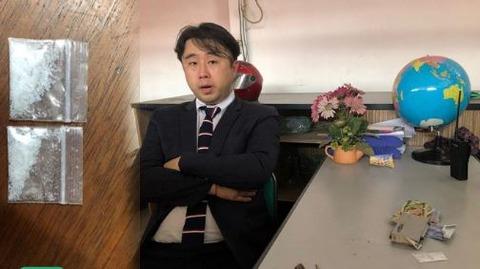 日本人になりすます韓国人