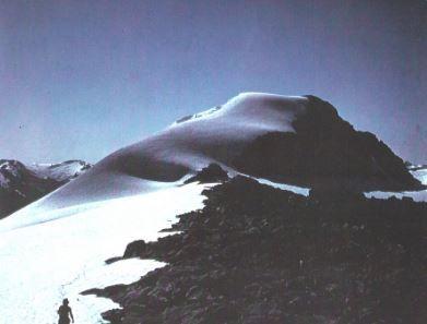 マンゾー・ナガノ山
