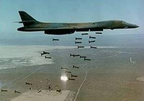 米B1爆撃機