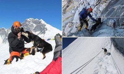 ヒマラヤ登頂 メラ