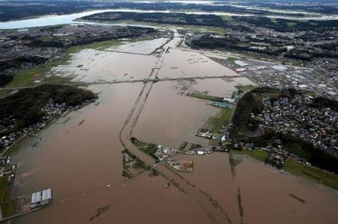 千葉 河川氾濫