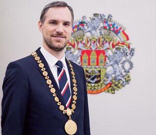 プラハ市長