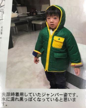 田中蓮くん(3)