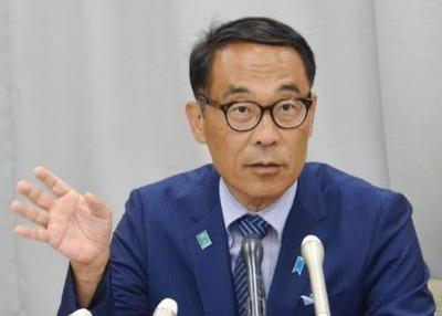 大野元裕 埼玉県知事