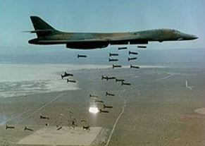 B1戦略爆撃機