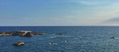 南シナ海 潜水艦爆発