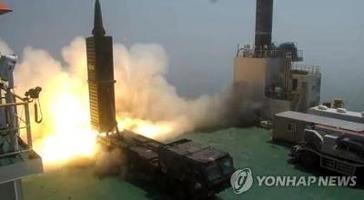 弾道ミサイル「玄武2C」