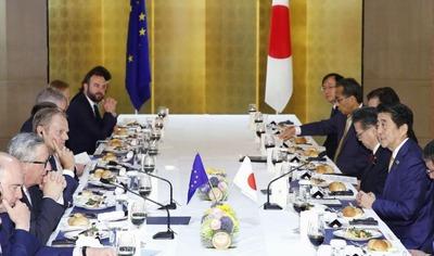 EU 日本産の輸入規制を緩和