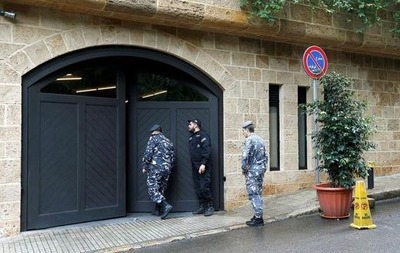 ゴーン邸 レバノン