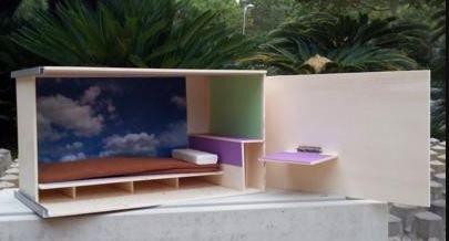 スペイン ハチの巣住宅