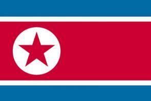 北朝鮮国旗