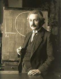 アルバート・アインシュタイン(Albert Einstein)