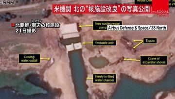 核施設のインフラ整備
