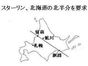 北海道占領計画