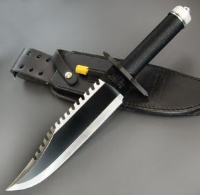 サバイバルナイフ
