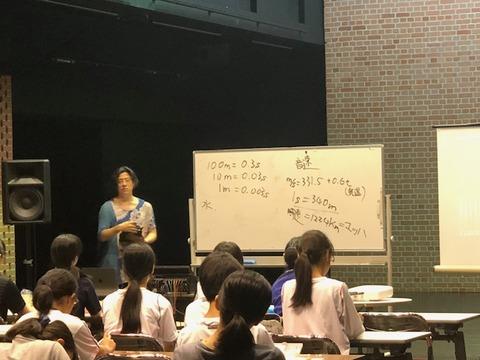 夏の舞台技術ワークショップ 最終日(音響)