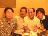 香川屋・篠原君の送別会の様子No.2