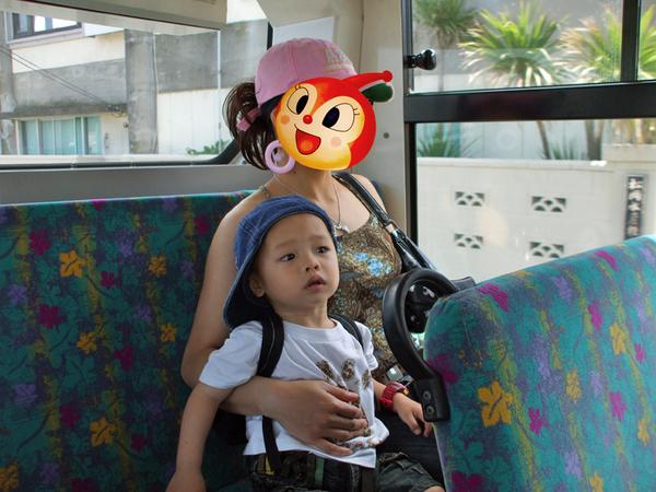初めてのバス02