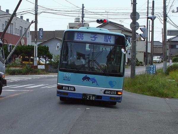 初めてのバス01
