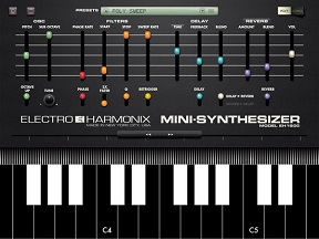 Mini Synthesizer