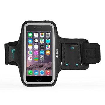 Anker スポーツアームバンド 5.5インチ iPhone 6s Plus / 6 Plus 用 ヘッドフォンホルダー