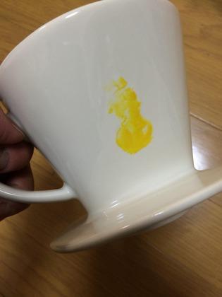コーヒーカップ作り
