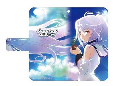 手帳型スマホケースiPhone6専用プラスティック・メモリーズ