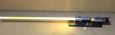 ライトセーバーの自作