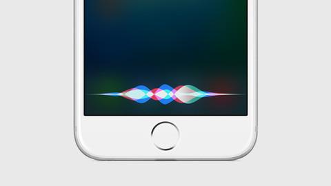 Siriの新しいUI