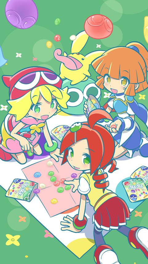 アニメキャラの壁紙