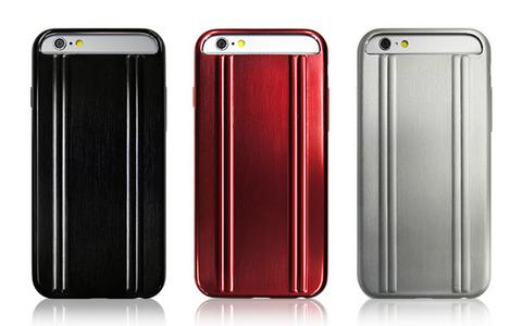 ゼロハリバートンのiPhone6用ケース