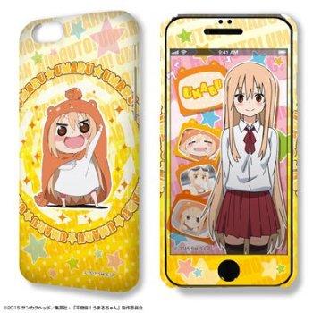 デザジャケット「干物妹!うまるちゃん」iPhoneケース