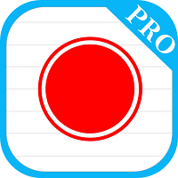 録音 Recorder Pro - タグ, メモ, 写真, マーカー