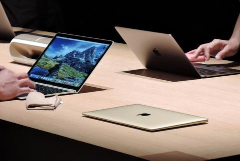 最新のMacBook