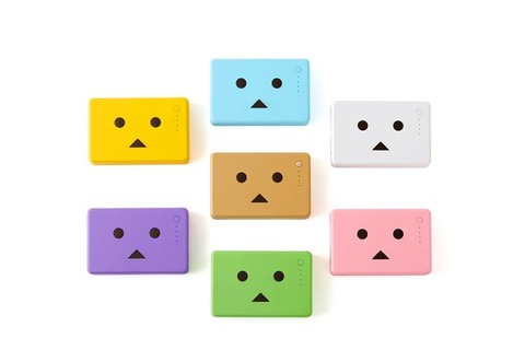 cheero Power Plus 10050mAh DANBOARD version - FLOWERS -